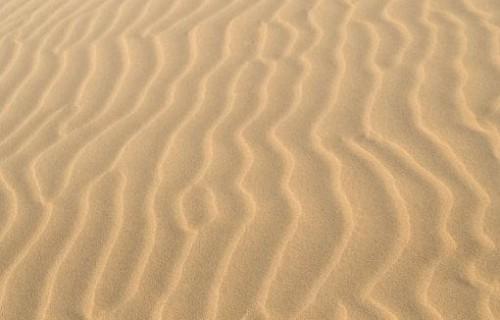 costa blanca guardamar arena en forma de dunas