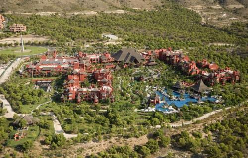 costa blanca hotel asia gardens benidorm preciosa panoramica hotel
