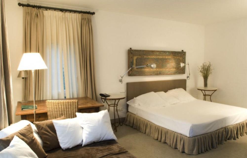 costa blanca hotel huerto del cura bonito dormitorio