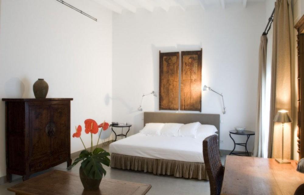 costa blanca hotel huerto del cura elegante y rustica habitacion