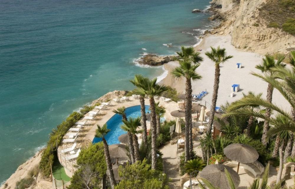 costa blanca hotel montiboli villajoyosa al lado de la cala