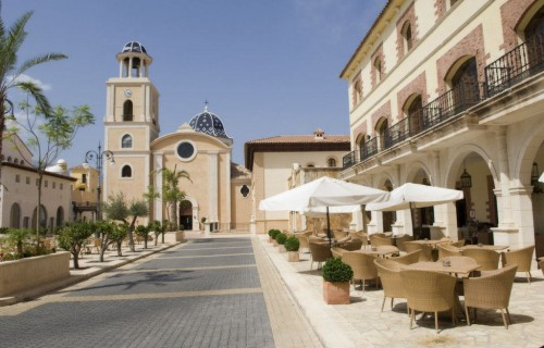 costa blanca hotel villa aitana benidorm bonita plaza del hotel