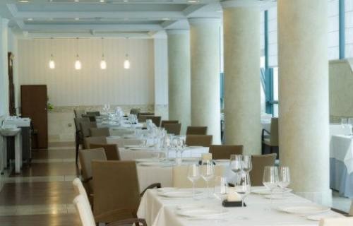 COSTA BLANCA HOTEL VILLA GADEA Restaurante Vitelio
