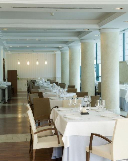 costa blanca hotel villagadea altea zona del restaurante