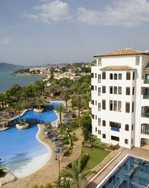costa blanca hotel villagadea altea zona spa piscina