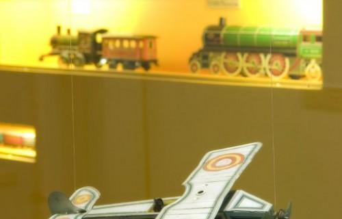 costa blanca ibi avion en el museo del juguete
