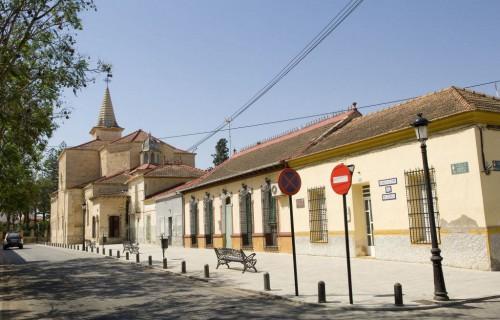 costa blanca jacarilla plaza de la iglesia