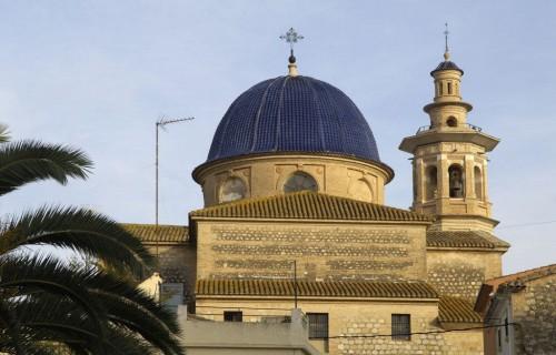 COSTA BLANCA JALÓN Iglesia de Santa María