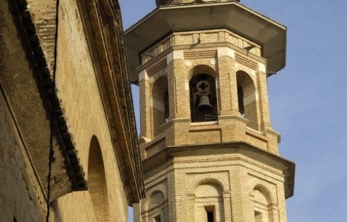 COSTA BLANCA JALÓN Torre de la Iglesia de Santa María