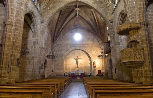 COSTA BLANCA JÁVEA Iglesia de la localidad