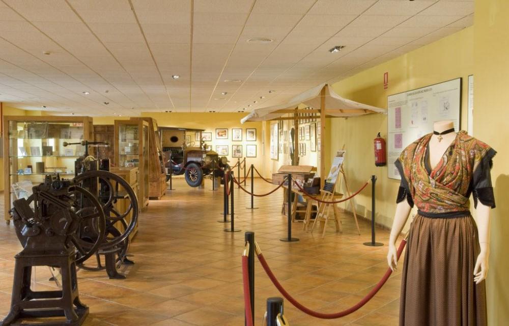 costa blanca jijona antiguedades del museo