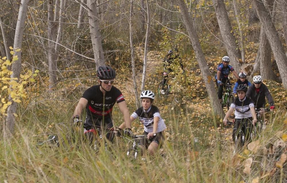 costa blanca jornadas nico terol bicicletas en el bosque