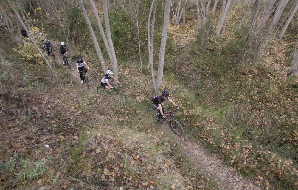 costa blanca jornadas nico terol bosque y ciclismo