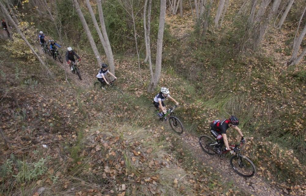 costa blanca jornadas nico terol ciclismo por el bosque