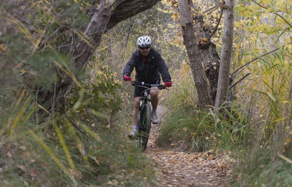costa blanca jornadas nico terol ciclista entre senderos