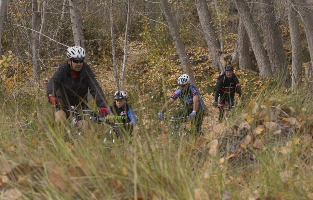 costa blanca jornadas nico terol ciclistas en ruta