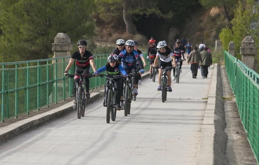 costa blanca jornadas nico terol ciclistas por el puente
