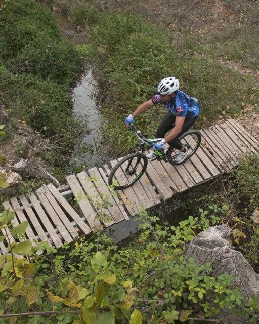 costa blanca jornadas nico terol puente de madera