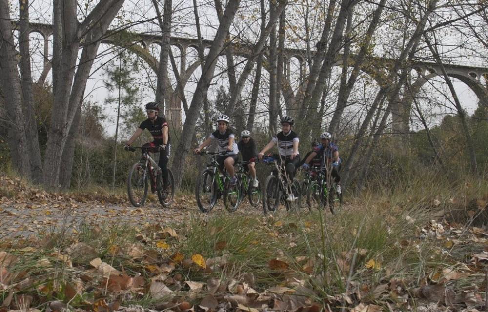 costa blanca jornadas nico terol ruta de campo y ciclismo