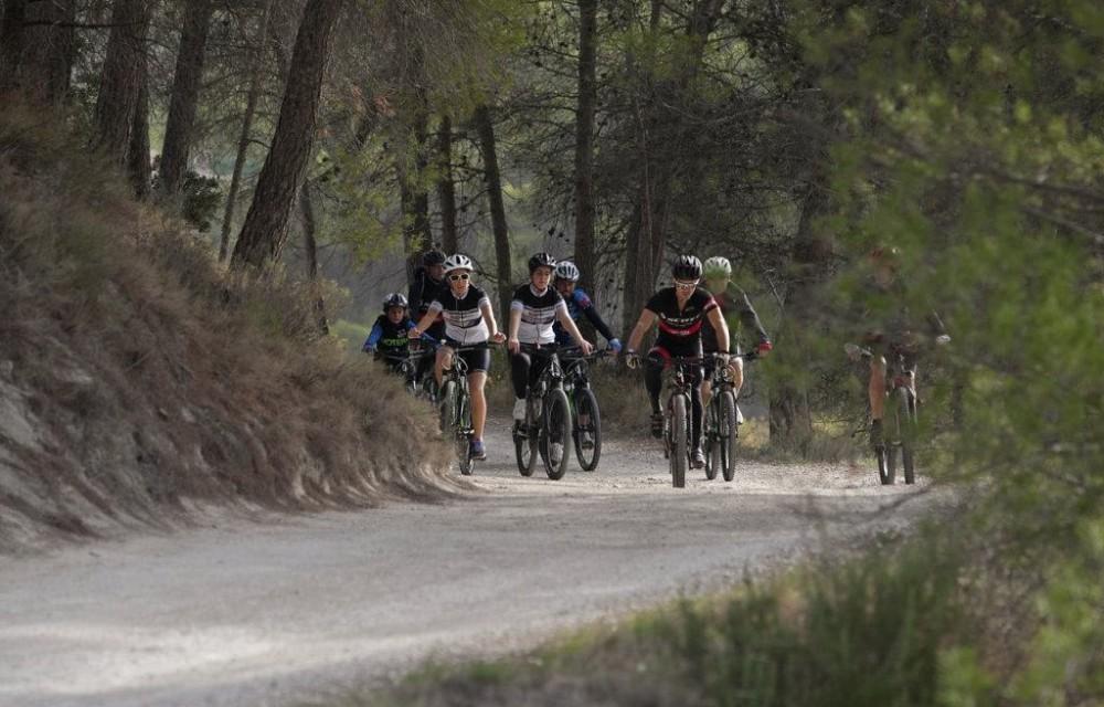 costa blanca jornadas nico terol sendero para ciclistas