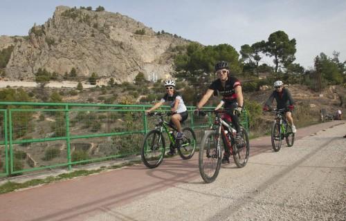 costa blanca jornadas nico terol trio de ciclistas