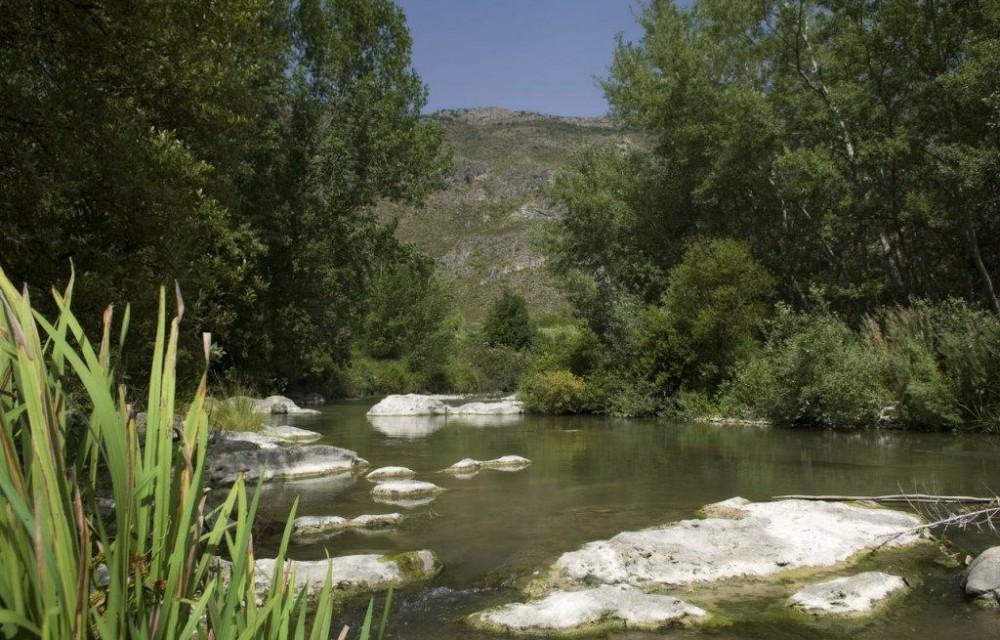 costa blanca lorcha soleado rio serpis