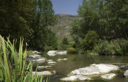 COSTA BLANCA LORCHA Río Serpis