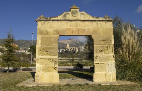 COSTA BLANCA SIERRA DE MAIGMÓ Localidad de TIBI