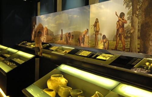 COSTA BLANCA ALICANTE Museo MARQ colección de prehistoria