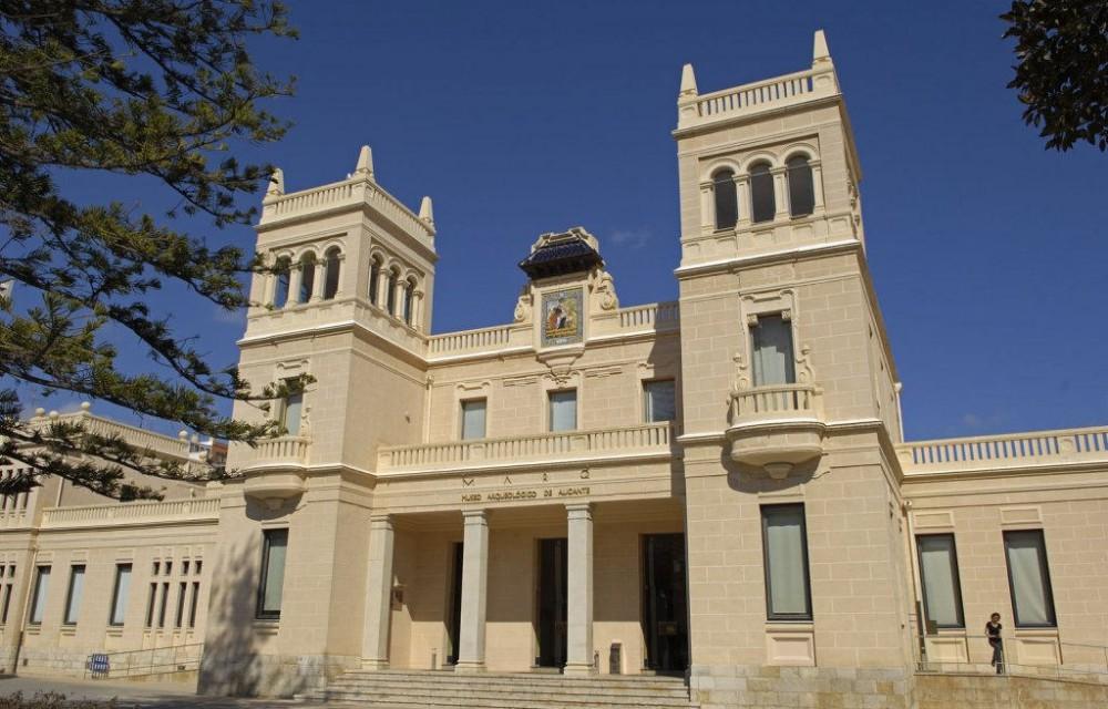 costa blanca marq preciosa fachada del museo