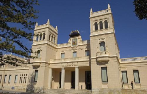 COSTA BLANCA ALICANTE Museo MARQ fachada bonita del museo