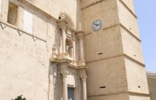 COSTA BLANCA L´ALACANTÍ MUTXAMEL Iglesia de la localidad