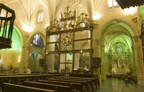 costa blanca orihuela catedral y el interior