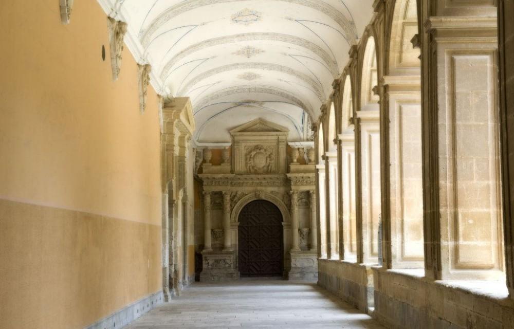 costa blanca orihuela colegio santo domingo pasillo claustro