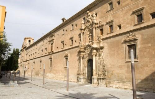 COSTA BLANCA LA VEGA BAJA ORIHUELA Colegio de Santo Domingo