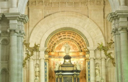 COSTA BLANCA LA VEGA BAJA ORIHUELA Iglesia de Santiago