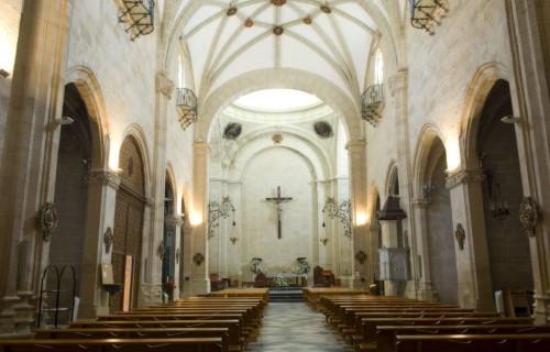 COSTA BLANCA LA VEGA BAJA ORIHUELA Iglesia de Santa Justa y Rufina
