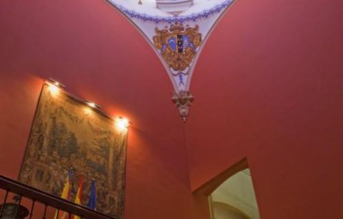 COSTA BLANCA ORIHUELA HOTEL MELIA PALACIO DE TUDEMIR