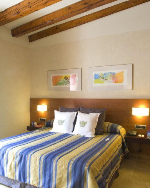 costa blanca orihuela melia palacio tudemir dormitorio alojamiento