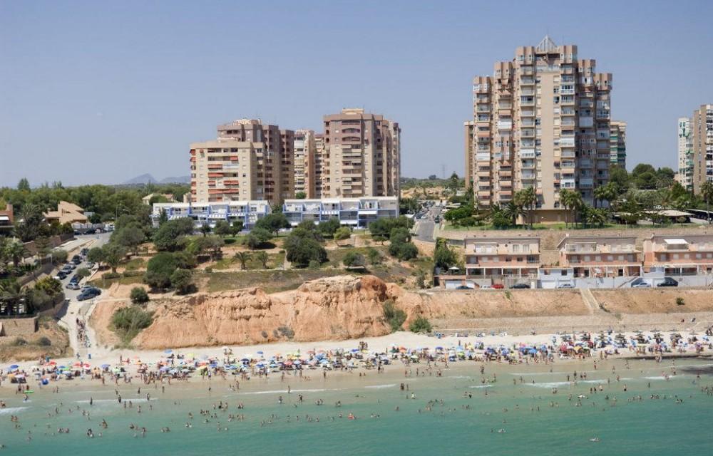 costa blanca orihuela playa y apartamentos en verano