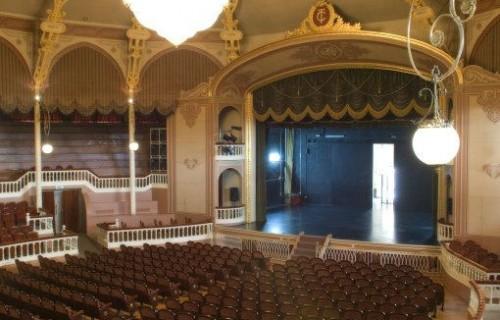 COSTA BLANCA LA VEGA BAJA ORIHUELA Teatro Circo