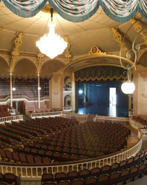 costa blanca orihuela teatro circo elegante y bonito