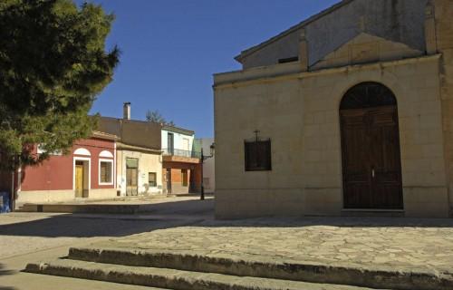 COSTA BLANCA VINALOPÓ MEDIO ORITO Plaza del Santuario