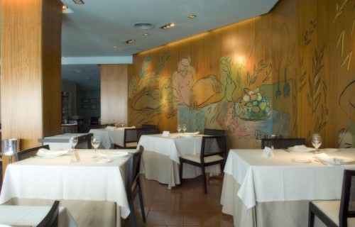 COSTA BLANCA EL VINALOPO MEDIO PETRER Restaurante La Sirena