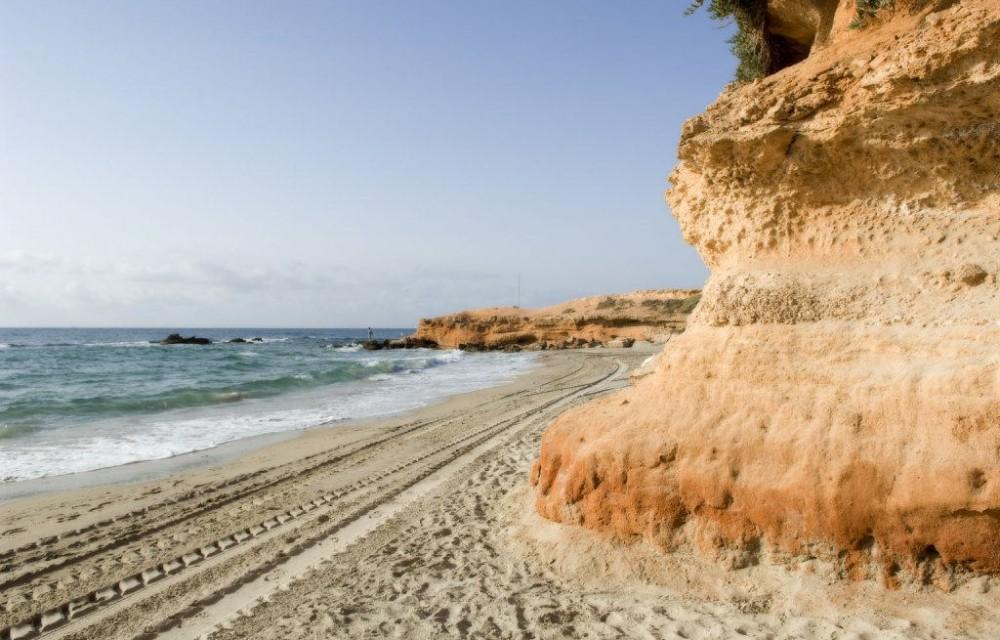 costa blanca pilar de la horadada calas rocamar relajacion