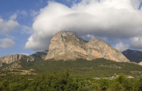 COSTA BLANCA Sierra AITANA desde Polop