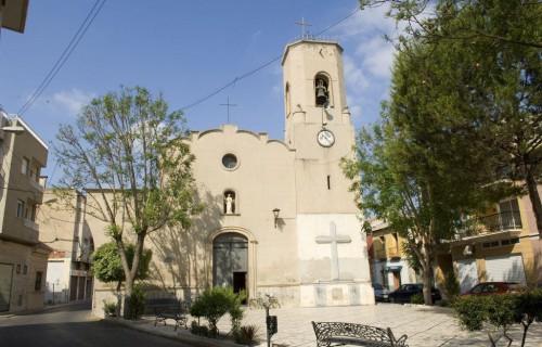 COSTA BLANCA LA VEGA BAJA RAFAL Iglesia de la localidad