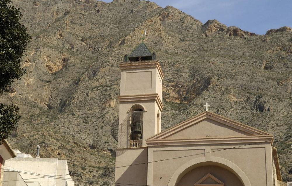 costa blanca redocan iglesia san miguel arcangel