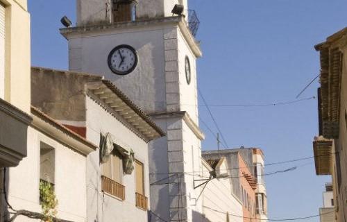 COSTA BLANCA LA VEGA BAJA SAN FULGENCIO Iglesia de la localidad