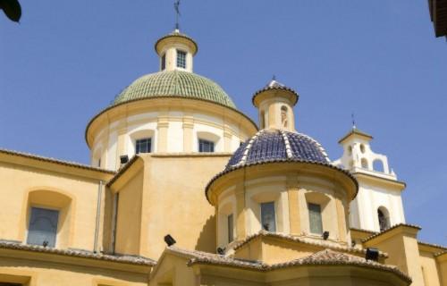 COSTA BLANCA L´ALACANTÍ SAN VICENTE DEL RASPEIG Iglesia de la localidad